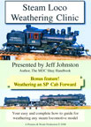 Steam Loco Weathering Clinic DVD